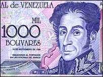 1000 bolívares