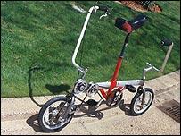 Sideways Bike II