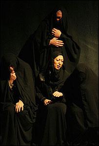 اقتباس عربي لمسرحية شيكسبير (الملك ريتشارد الثالث) تعرض في مسرح بمسقط رأس  شيكسبير