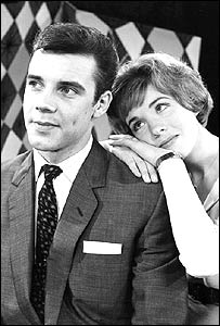 Marty Wilde and Julie Andrews