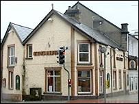 King Alfred pub, Maesteg