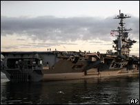 USS John C Stennis