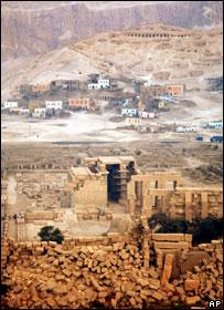 Pueblo de Al Gurna