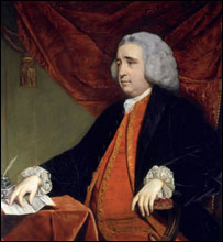 Portrait of Henry Fox by Sir  Joshua Reynolds