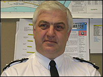 Chief Inspector Derrick Griffiths