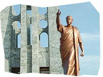 Statue of Kwame Nkrumah, Ghana
