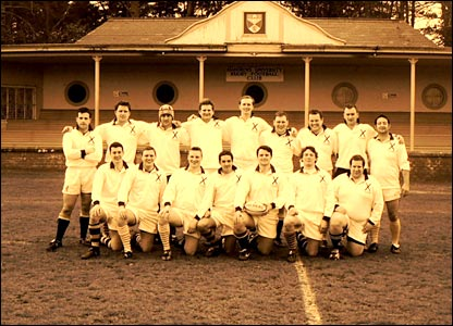 Andrew Jack's St. Andrews University RFC Old Boys.