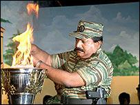 Tiger leader Prabhakaran