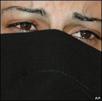 Iraqi woman who made rape accusation