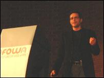 Bradley Horowitz, Yahoo vice president of advanced development division