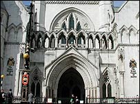 High Court, the Strand, London