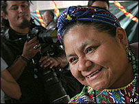 Rigoberta Mench�