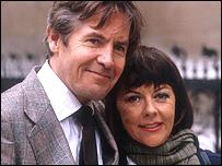 Derek Waring and Dame Dorothy Tutin