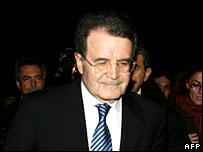 Prime Minister Romano Prodi