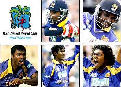 Sri Lanka players to watch