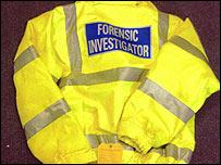 Gene Morrison's jacket