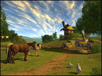 A Shire scene, Codemasters