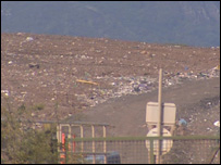 Dargan Road landfill site