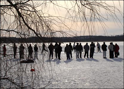 Lake Harku near Tallinn