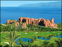 Abama Hotel - Tenerife