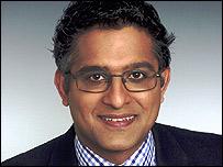 My Cricket World Cup presenter Adnan Nawaz