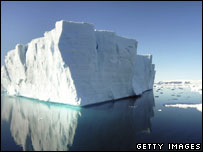 Iceberg (Getty Images)