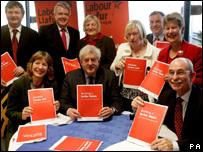 Wales Labour cabinet