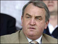 GAA president Nickey Brennan