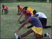 Pioneers football team