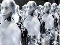 """Imagen de la película """"Yo Robot"""""""