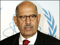 Mohamed ElBaradei (file picture)