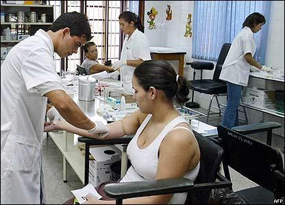 Hospital Lacimet en Asunción