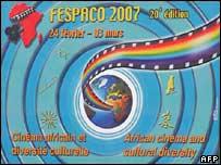 Billboard advertising Fespaco
