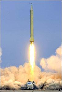 Misil iraní Shahab-3