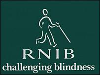 Current RNIB logo