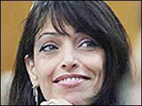 Diputada Esterina Tartman (foto gentileza www.ynetnews.com)