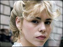 Billie Piper, who starred in Ruby in the Smoke