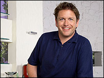 Saturday Kitchen host James Martin