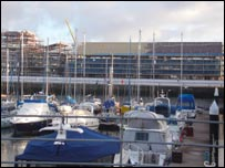 Victoria Dock development