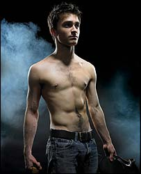 Daniel Radcliffe in Equus