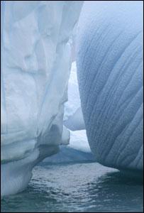 Iceberg (Image: BBC)