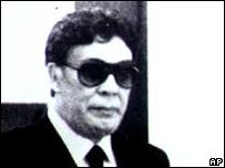 Tommaso Buscetta, who died in 2000