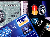Credit cards (library)