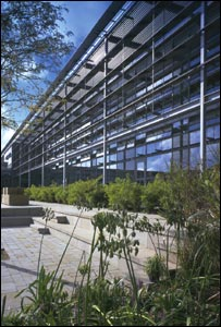 Green building (Image: Bennetts Associates)