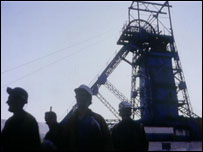 Coal mine (generic)