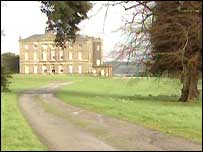 The young people were staying in the Castleward estate