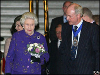 The Queen at the Old Bailey