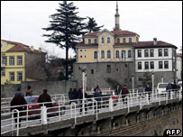 Bridge in Trabzon