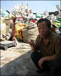 A migrant worker