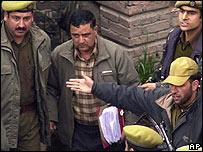 Accused senior officer of Jammu and Kashmir Police, HR Parihar
